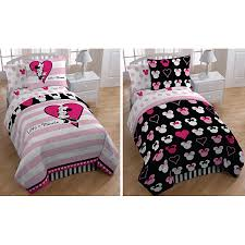 minnie mouse twin sheets