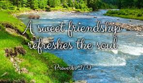 Famous Biblical Quotes About Friendship