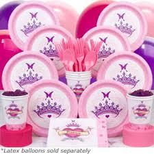 Princess Party Birthday Box 1st