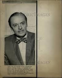 jerome palmer cowan character actor 1972 Vintage Press Photo Print    Historic Images