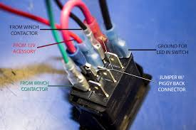 winch rocker switch wiring winch image wiring diagram utv inc light switch wiring diagram jodebal com on winch rocker switch wiring