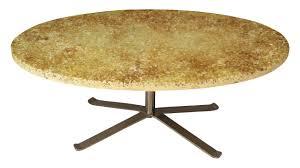 Table De Salon Ovale En R Sine Pierre Giraudon Ann Es 70