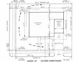 28 collection of plot plan drawing