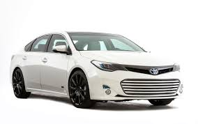 Cars Model 2013 2014: Modified 2013 Toyota Avalons and 2013 Lexus ...