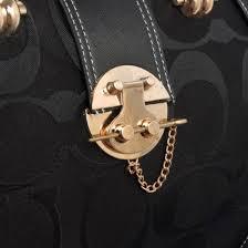 ... wholesale coach lock in monogram medium black luggage bags byx 17ba1  4998c ...