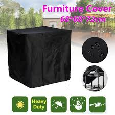 outdoor garden patio furniture shelter waterproof cover bbq grill oven protector