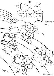 Care Bears 4 Coloring Page Auto Electrical Wiring Diagram