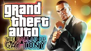 Gta 4 gay tony