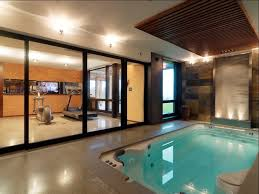 basement pool glass. Beautiful Basement Burlington Basement Workout Room Pool Rustic With Glass Wall Deck And Patio  Builders Lighting For Basement Pool Glass I
