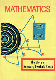 Vintage Math Book Cover Compare The Golden Book Version Angles