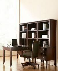 Madison Collection Partner s Desk Unit Home fice