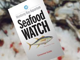 Sustainable Seafood Chart Printable Consumer Guides With Seafood And Sushi