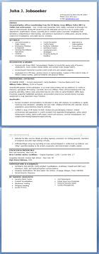 Police Officer Resume Examples Police Officer Resume Sample Objective Httpwww Resumecareer 65