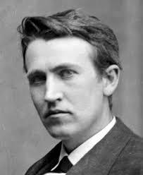Billedresultat for Thomas Edison foto