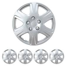 Awesome Awesome 15 Inch Hubcaps for Toyota Corolla 4 Pieces Strong ...