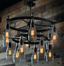outdoor chandelier ideas image of rustic chandeliers glass diy lighting fredrick ramond carson collection pendants in vintage iron by hinkley lightings