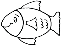 Small Fish Template Freshwater Fish Coloring Pages Fish Coloring Book And Small Fish