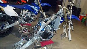 wr450 de restriction and conversion to yz spec street legal wr450 de restriction and conversion to yz spec street legal machine archive supermoto junkie