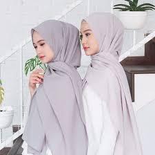 Hijab Untuk Wajah Bulat Dan Gemuk