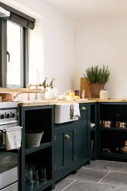 The Leicestershire Kitchen In The Woods Devol Kitchens Grey Glazed
