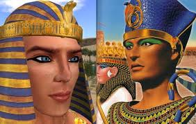 ancient egyptian men used eye makeup for many reasons