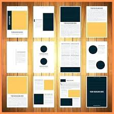 Free Leaflet Template Word