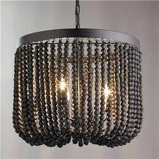 wood bead chandelier wood beaded dd chandelier wood bead chandelier black wood bead chandelier diy