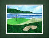 29 best Quilts, Golf images on Pinterest | Quilt patterns ... & Accidental Landscapes - Golf Course Pattern - The Virginia Quilter Adamdwight.com
