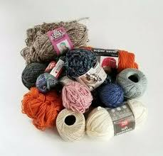 2 Skeins 1 Partial Loops Threads Capri Yarn Color 7
