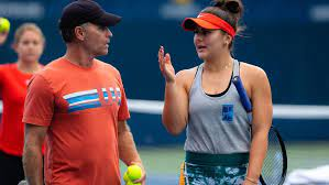 Bianca vanessa andreescu (romanian pronunciation: How Andreescu S Coach Channeled Her Talent I Noticed Very Early On That She Was A Born Competitor