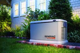 Image Electrical This Undated Photo Provided By Generac Shows Guardian Series Builtin Generator Available For Dickson Development Should Buy And Install Home Generator