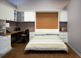murphy bed home office combination. Guest Bedroom Office Combo And Combination Home Room With Pull Down Wall Bed Murphy
