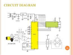 tachometer using at89s52 microcontroller motor control circuit diagram 20