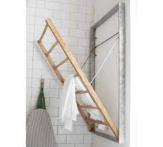 wooden wall mounted drying rack off 52