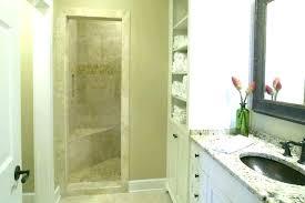 Walk in shower with half wall Pony Wall Half Wall Shower Glass Walk In Shower Half Wall Bathroom Half Wall Half Wall Shower Glass Monstaahorg Half Wall Shower Glass Monstaahorg