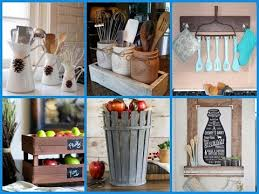 35 diy rustic kitchen decor ideas diy rustic home decorating