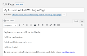 Create Your Own Affiliate Program With WordPress and AffiliateWP
