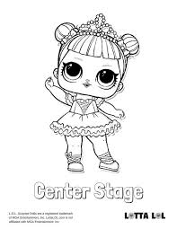 Lol Dolls Coloring Pages Unique Lol Doll Coloring Pages New 28 Best
