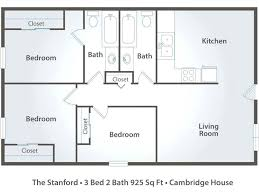 small house design ideas floor plans 3 bedroom apartment ca