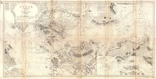 China Sea Singapore Strait Geographicus Rare Antique Maps