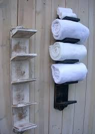 Wall mounted bathroom towel rack Vintage Wood Image Wall Mounted Bathroom Towel Rack Cabinets With Bath Storage Narrow Mustafagamal Wall Mounted Bathroom Towel Rack Mustafagamal