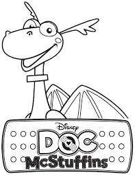 Free Printable Doc Mcstuffins Coloring Pages Coloring Pages Download