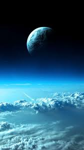 Look Earth space iPhone 6 Wallpapers ...