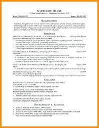 Sample Criminal Justice Resume Sample Resume Criminal Justice