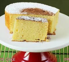 Butter Cake Recipe How To Make Butter Cake Soft Light Moist Cake