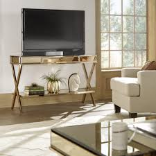 Omni X-Base Mirrored TV Stand with Drawer by iNSPIRE Q Bold - Free Shipping  Today - Overstock.com - 20742159