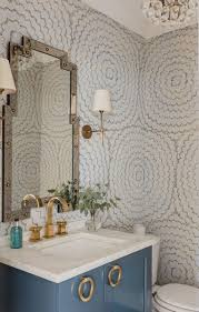 A High/ Low Powder Room Design ...
