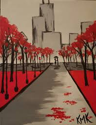 chicago red and grey
