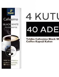 Add to wish list add. Turkish Souq Fast Delivery Most Trending Products Tchibo Coffee Capsules Cafissimo Coffee Black White 4 Lu Set