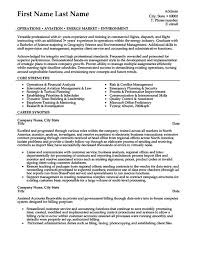 Operations Resume Template Best Of Senior Operations Specialist Resume Template Premium Resume